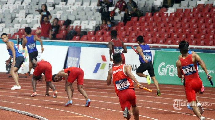 Lalu Muhammad Zohri Dkk Langsung Dipersiapkan untuk Olimpiade Paris 2024