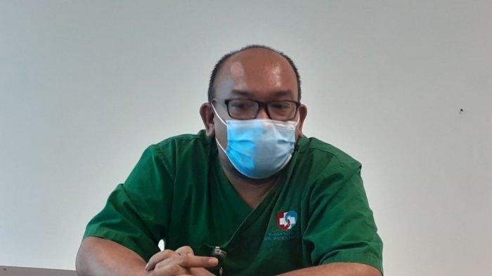 Lasdo selaku Humas RSU Kota Tangsel