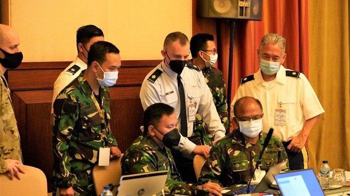 TNI dan Komando Indo-Pasifik AS Gelar Latihan Bersama Tanggap Krisis Selama 8 Hari