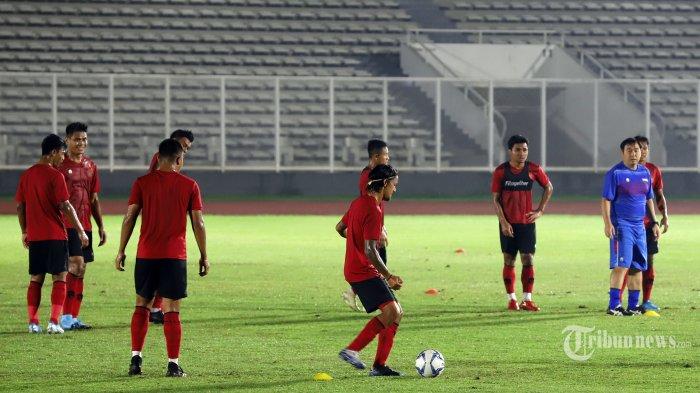 Lawan Timnas Indonesia Mulai Persiapan 22 Juli untuk Kualifikasi Piala Dunia 2022