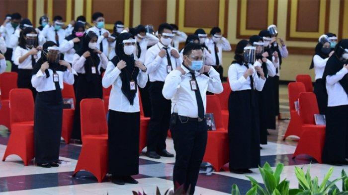 Pemerintah Umumkan Seleksi CPNS Dibuka Kembali Tahun 2021, Kuota Terbatas Sesuai Kebutuhan