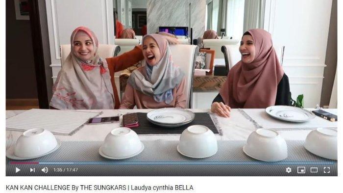 Beda dengan Indonesia, Laudya Cynthia Bella Tak Makan Apapun saat Lebaran di Malaysia