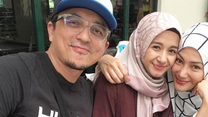 Rumah Tangga Laudya Cynthia Bella Dikabarkan Retak, Mantan Engku Emran Hanya Ingin Anaknya Tenang