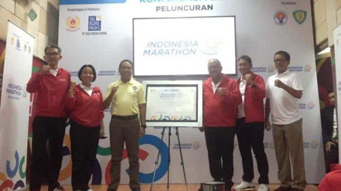 Indonesia Marathon Berhadiah Rp 1 Miliar