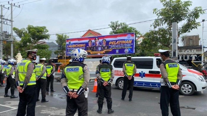 Satlantas Polres Tulungagung Luncurkan Traffic Accident Quick Response untuk Wujudkan Polri Presisi