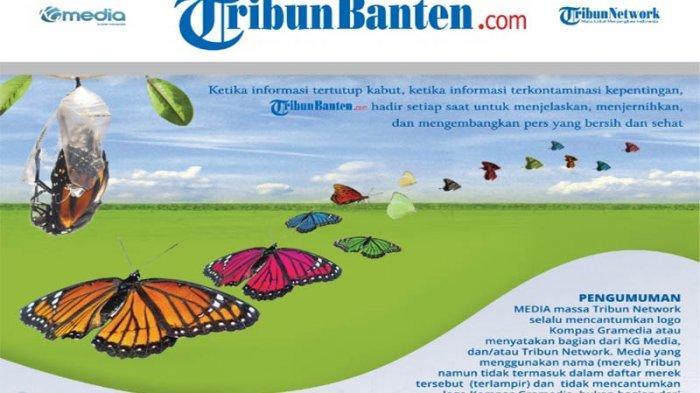 TribunBanten.com Kini Hadir di Tanah Jawara: Mata Lokal Menjangkau Indonesia