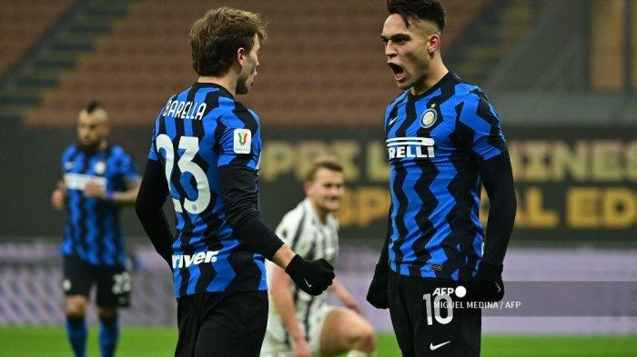 Melempem di Laga Big Match Inter Milan, Lautaro Martinez dalam Pengawasan Antonio Conte