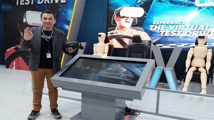 Blibli.com Mendorong Industri Ritel Otomotif Melalui Teknologi Virtual Reality Test Drive Terkini