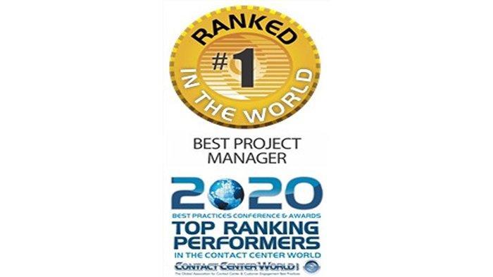 Layanan 112 Rebut Penghargaan CCW World Level Year 2020