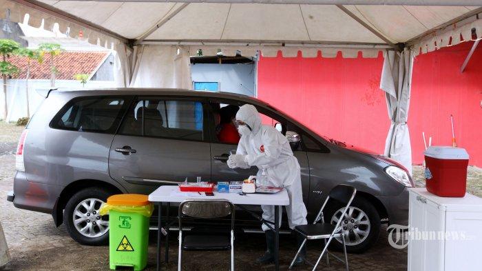 Kemenkes Siapkan Vaksinasi Covid-19 Drive Thru untuk Pengendara Sepeda Motor