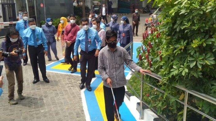 Pengadilan Negeri Jakarta Pusat Resmikan Sarana Pelayanan Hukum untuk Penyandang Disabilitas