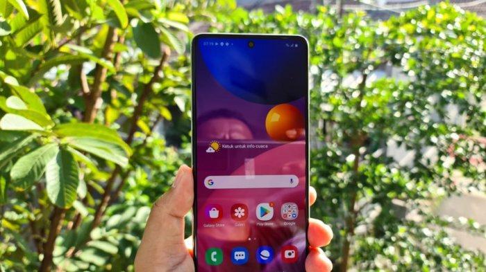 Harga HP Samsung Bulan Desember 2020, Galaxy S20 FE hingga Galaxy M51, Cek di Sini!