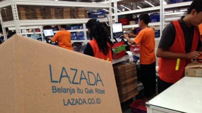 Lex Hanya Layani Pengiriman Barang Konsumen Yang Belanja Di Lazada Tribunnews Com Mobile