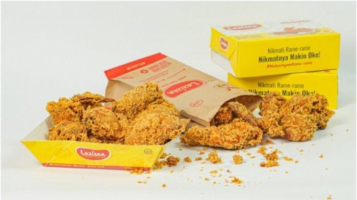 Cerita Sukses Lazizaa Fried Chicken, 50 Gerai Tak Akan Ada Jika Menyerah Setelah 2 Kali Gagal
