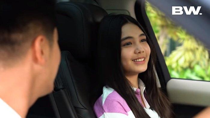 Lea Ciarachel, aktris yang pernah memerankan karakter Zahra di sinetron Suara Hati Istri: Zahra yang tayang di Indosiar.