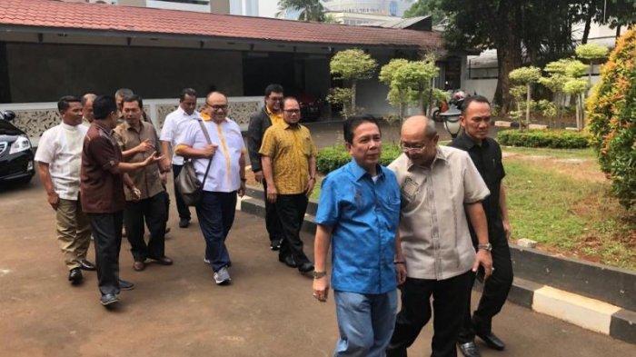 Gelar Halal Bi Halal, Airlangga Hartarto Terima Pengurus DPD Partai Golkar Jambi