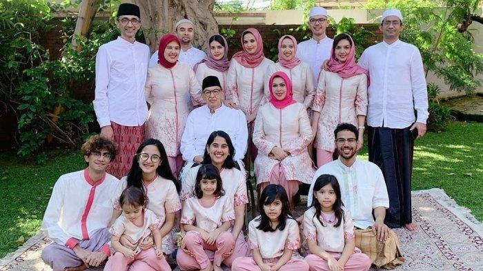 Salat Id di Halaman Rumah, Intip Perayaan Idul Fitri Keluarga Najwa Shihab, Tetap Kumpul karena Ini