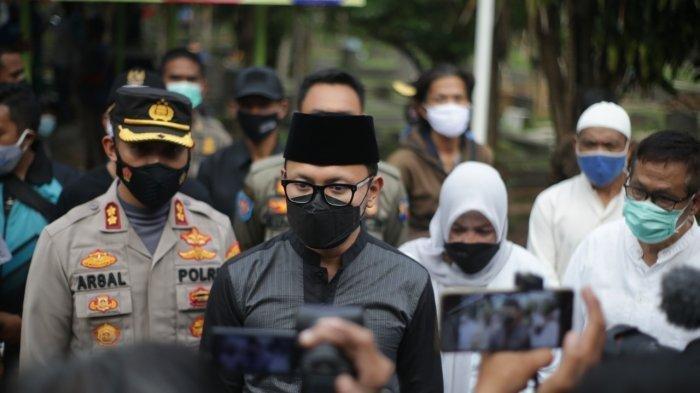 Wali Kota Bogor Bima Arya Pantau Penutupan Sementara TPU Blender