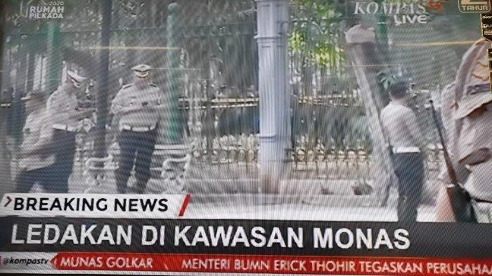Meledak di Monas, Bahan Kimia Dalam Granat Asap Bisa Picu Hal Mengerikan, Rusak Sejumlah Organ Ini