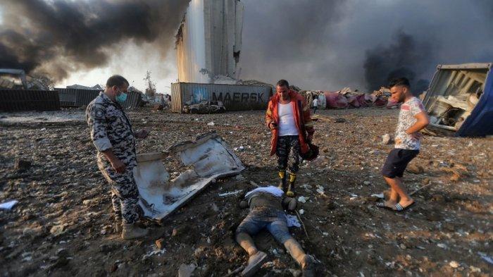 Ledakan Dahsyat Lebanon, Ini Prosesnya Guncang Tubuh Hingga Tewaskan Manusia