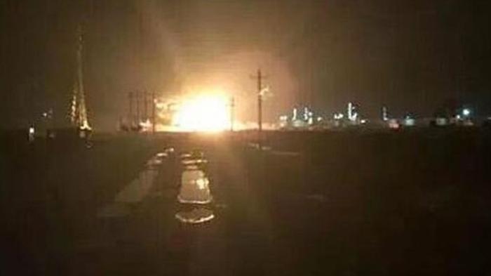 Kembali Pabrik Kimia Meledak di Tiongkok, Satu Tewas
