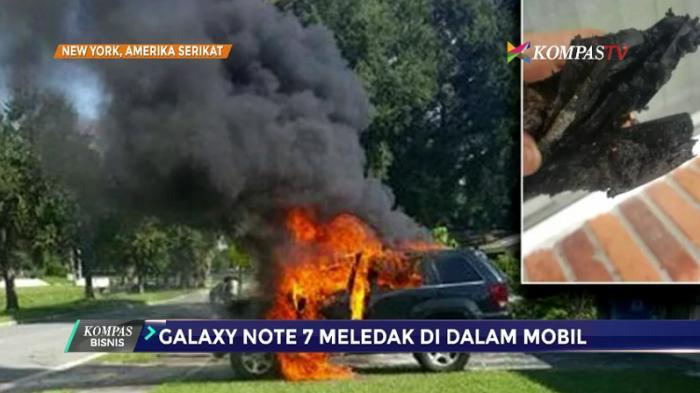 Samsung Galaxy Note 7 Resmi Dilarang di Seluruh Penerbangan AirAsia