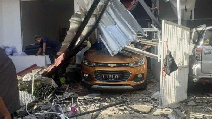 Ledakan Terjadi di Kemang Pratama Bekasi, Diduga Karena Kebocoran Tabung Gas