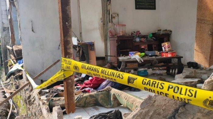 Lokasi tabung gas elpiji 3 kg meledak di Bekasi Barat, Kota Bekasi