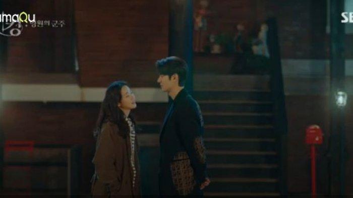 Lee Gon bertemu Jung Tae-Eul
