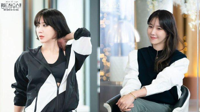 Lee Ji Ah Muncul sebagai Karakter Baru, Na Ae Gyo, Rating The Penthouse 2 Turun