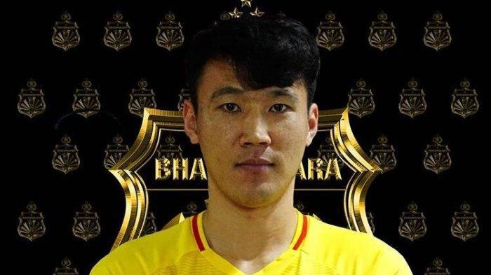 Bhayangkara FC Rekrut Pemain Asing Asal Korea Selatan