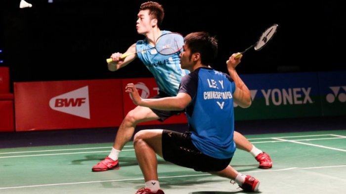 Lee Yang/Wang Chi-Lin Melaju ke Final Toyota Thailand Open 2021