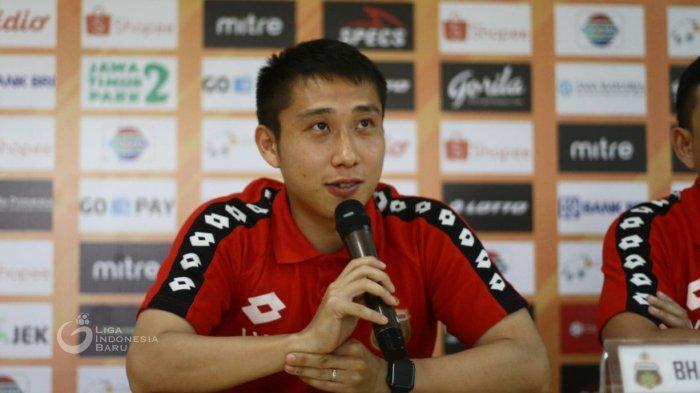 Tak Ada Bantuan Shin Tae-yong dalam Proses Naturaliasi Gelandang Korsel Bhayangkara Solo FC