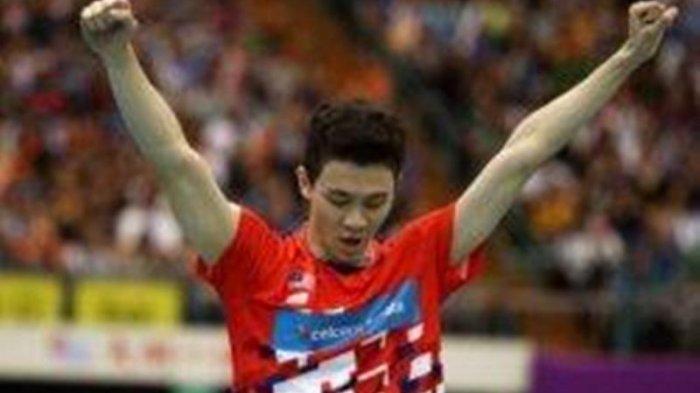 Kejutan! Tunggal Putra Nomor Satu Dunia Kento Momota Keok dari Pemain Malaysia di All England 2021