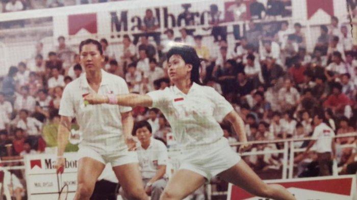 Legenda Bulutangkis Indonesia, Verawaty Wiharjo semasa aktif sebagai atlet.