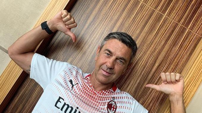 Legenda klub AC Milan, Alessandro Costacurta