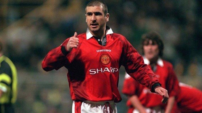 Legenda Manchester United, Eric Cantona Akan Terima Penghargaan dari UEFA