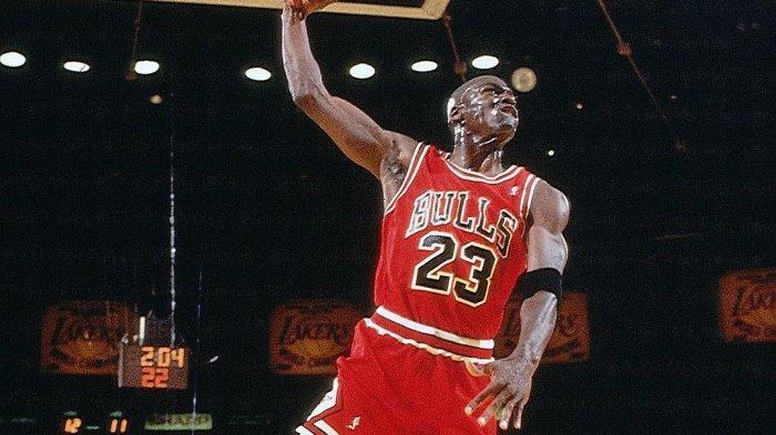 Legenda NBA, Michael Jordan