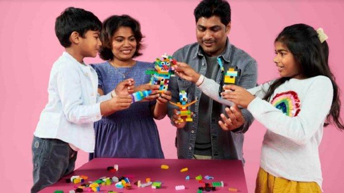 Penelitian: Mainan Dapat Pengaruhi Kreativitas Si Kecil Saat Dewasa