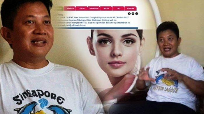 Jejak Aris Wahyudi, Awal Karir Peneliti Lapan Lalu Dirikan Situs Lelang Perawan Nikahsirri.com