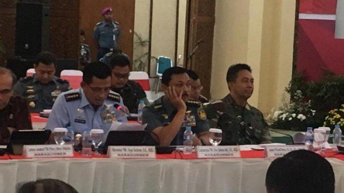 KASAU sebut Pengawasan Wilayah Udara Indonesia Sudah Tertutup Semua