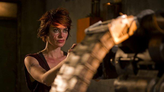 Lena Headey dalam film Dredd (2012)