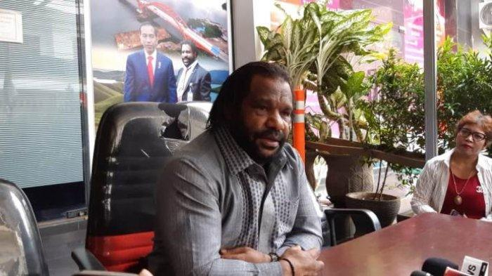 Staf Khusus Presiden untuk Papua, Lenis Kagoya