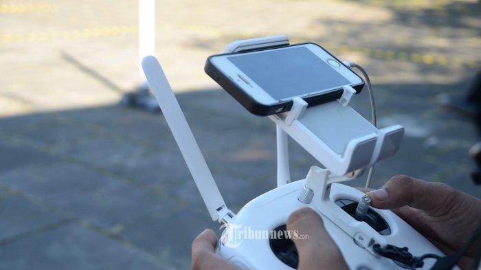 Ada Pelantikan Presiden-Wapres, ''Jammer Drone'' Diaktifkan di Ruang Udara Jakarta