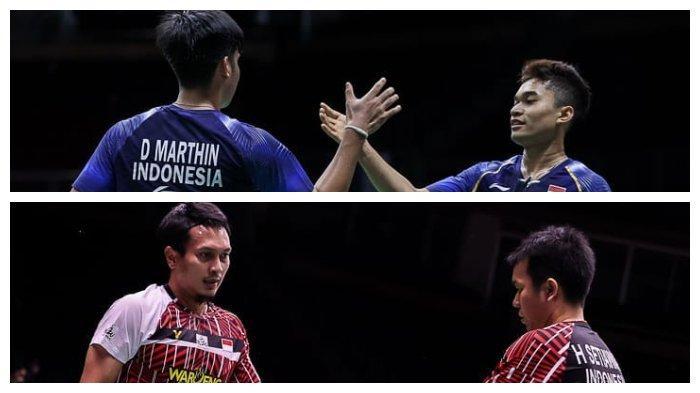 JADWAL Semifinal Thailand Open 2021, Pukul 11.00 WIB, Live Streaming TVRI, Laju Leo/Daniel Berlanjut