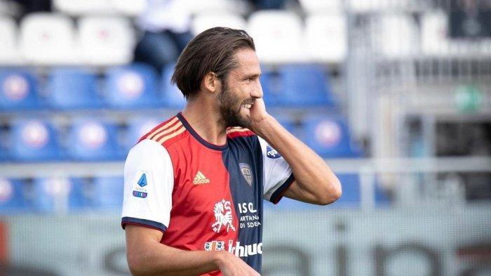 Striker Minim Gol Cagliari Ini Masuk Bidikan AC Milan, Layak jadi Penerus Zlatan Ibrahimovic?