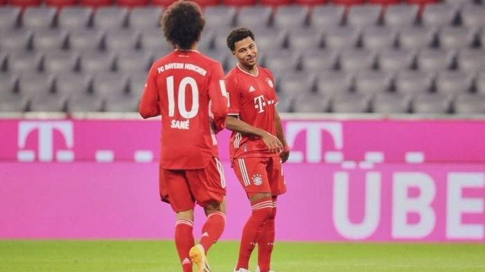 SUSUNAN PEMAIN & Live Streaming Atletico Madrid vs Bayern Munchen Liga Champions, Duel Felix-Sane