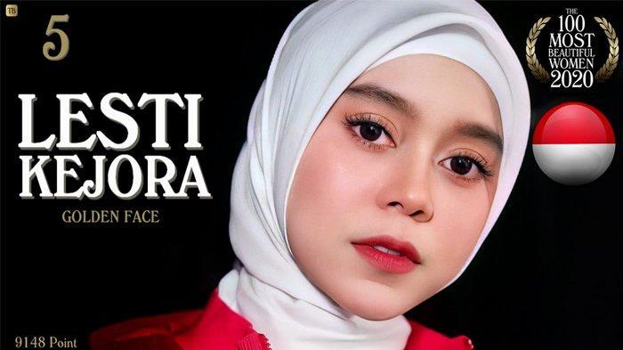 Lesti Kejora Masuk Daftar Wanita Tercantik versi Top Beauty World, sang Manager Mengaku Bangga