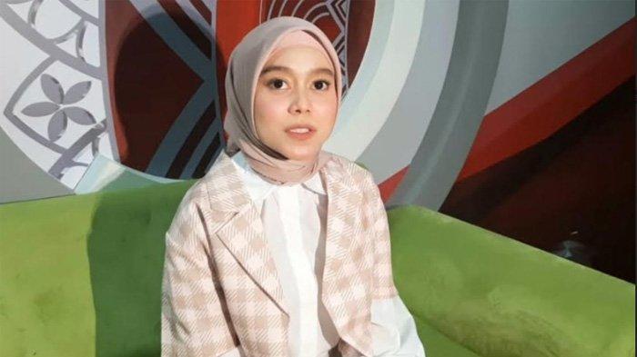Lesty Kejora ketika ditemui di kawasan Jakarta, belum lama ini.