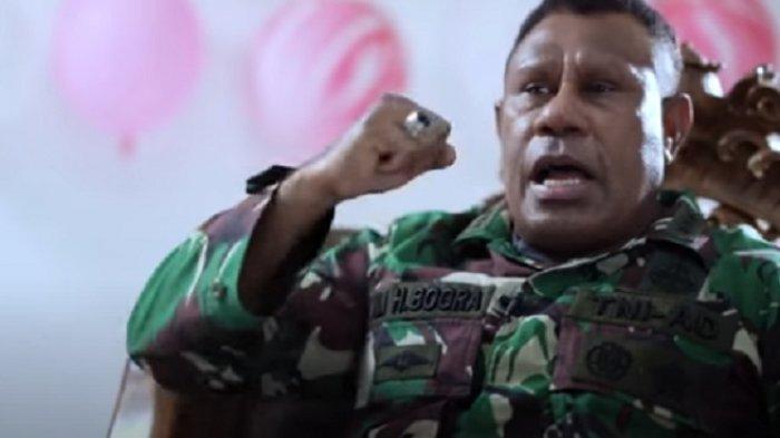 Kisah Menarik dan Pesan Letjen Ali Hamdan Bogra, 'Kakak Besar' Calon Bintara TNI AD Otsus Papua